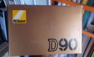 Nikon D90 (98% Brand New) With 18-105 Lens | Photo & Video Cameras for sale in Lagos State, Lagos Island (Eko)