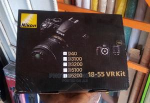 Nikon D40 (With 18-55mm Lens) | Photo & Video Cameras for sale in Lagos State, Lagos Island (Eko)