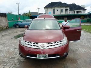 Nissan Murano 2007 SL Red | Cars for sale in Rivers State, Obio-Akpor