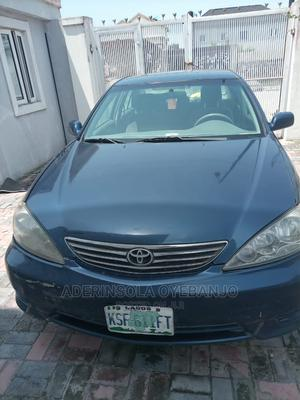 Toyota Camry 2005 Blue   Cars for sale in Lagos State, Maryland