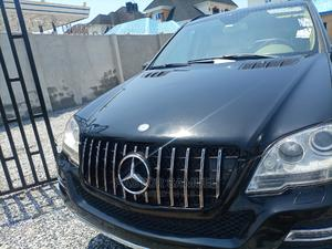 Mercedes-Benz M Class 2010 ML 350 4Matic Blue | Cars for sale in Lagos State, Isolo