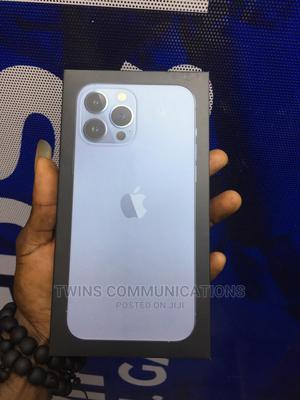 New Apple iPhone 13 Pro Max 256 GB Blue | Mobile Phones for sale in Lagos State, Ikeja