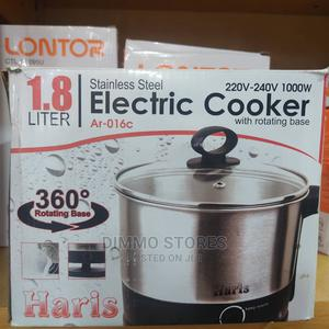 Electric Cooker 1.8L | Kitchen Appliances for sale in Ogun State, Abeokuta South