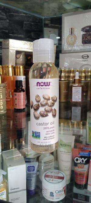 Now Solutions Castorr Oil 118ml | Skin Care for sale in Lagos State, Alimosho