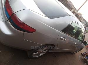 Honda Accord 2005 Automatic Silver | Cars for sale in Lagos State, Abule Egba