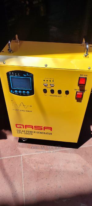 500VA Solar Generator | Solar Energy for sale in Lagos State, Ojo