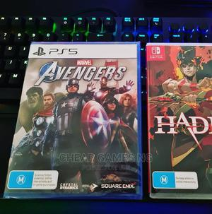 Marvel Avengers PS5 | Video Games for sale in Lagos State, Agege