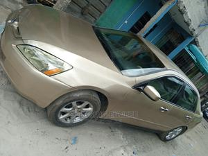 Honda Accord 2005 2.0 Comfort Automatic Gold | Cars for sale in Delta State, Udu