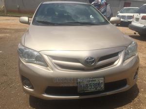 Toyota Corolla 2012 Gold | Cars for sale in Abuja (FCT) State, Gwarinpa