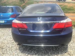 Honda Accord 2014 Blue   Cars for sale in Abuja (FCT) State, Gwarinpa