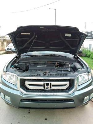 Honda Ridgeline 2009 Green | Cars for sale in Lagos State, Ifako-Ijaiye