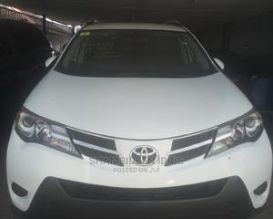 Toyota RAV4 2015 White   Cars for sale in Lagos State, Surulere