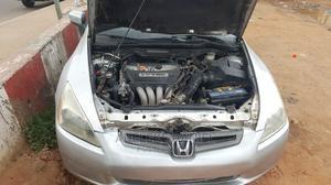 Honda Accord 2000 Wagon Silver   Cars for sale in Lagos State, Ikorodu