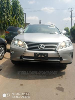 Lexus RX 2015 350 FWD Silver | Cars for sale in Lagos State, Ikeja