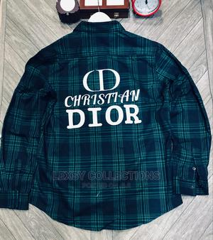 Christian Dior Shirt   Clothing for sale in Abuja (FCT) State, Bwari