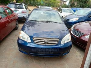 Toyota Corolla 2004 Sedan Blue | Cars for sale in Lagos State, Abule Egba