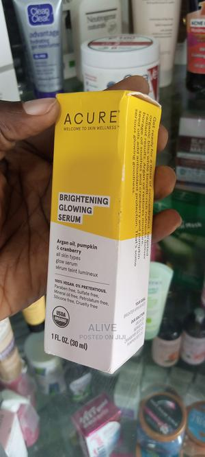 Acure Brightening Glowing Toner Argan Oil, Pumpkin Cranberry | Skin Care for sale in Lagos State, Alimosho