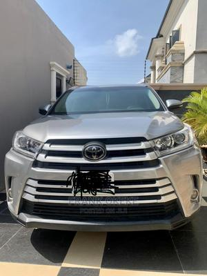 Toyota Highlander 2015 Silver   Cars for sale in Abuja (FCT) State, Lokogoma