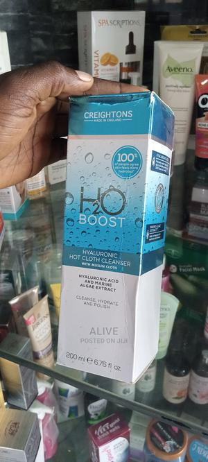 Creightons HH2O Boost Hyaluronic Hot Cloth Cleanser 200ml | Skin Care for sale in Lagos State, Alimosho