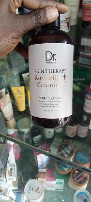 Dr. Wellness Skin Therapy Rose Hip + Vit. C Pore Cleanser | Skin Care for sale in Lagos State, Alimosho
