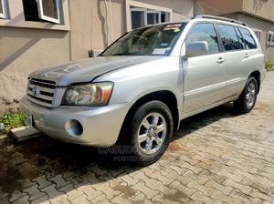 Toyota Highlander 2005 Silver   Cars for sale in Lagos State, Ajah