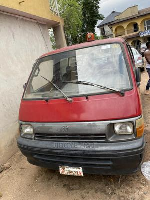 Toyota Hiace 1999 Red | Buses & Microbuses for sale in Lagos State, Abule Egba