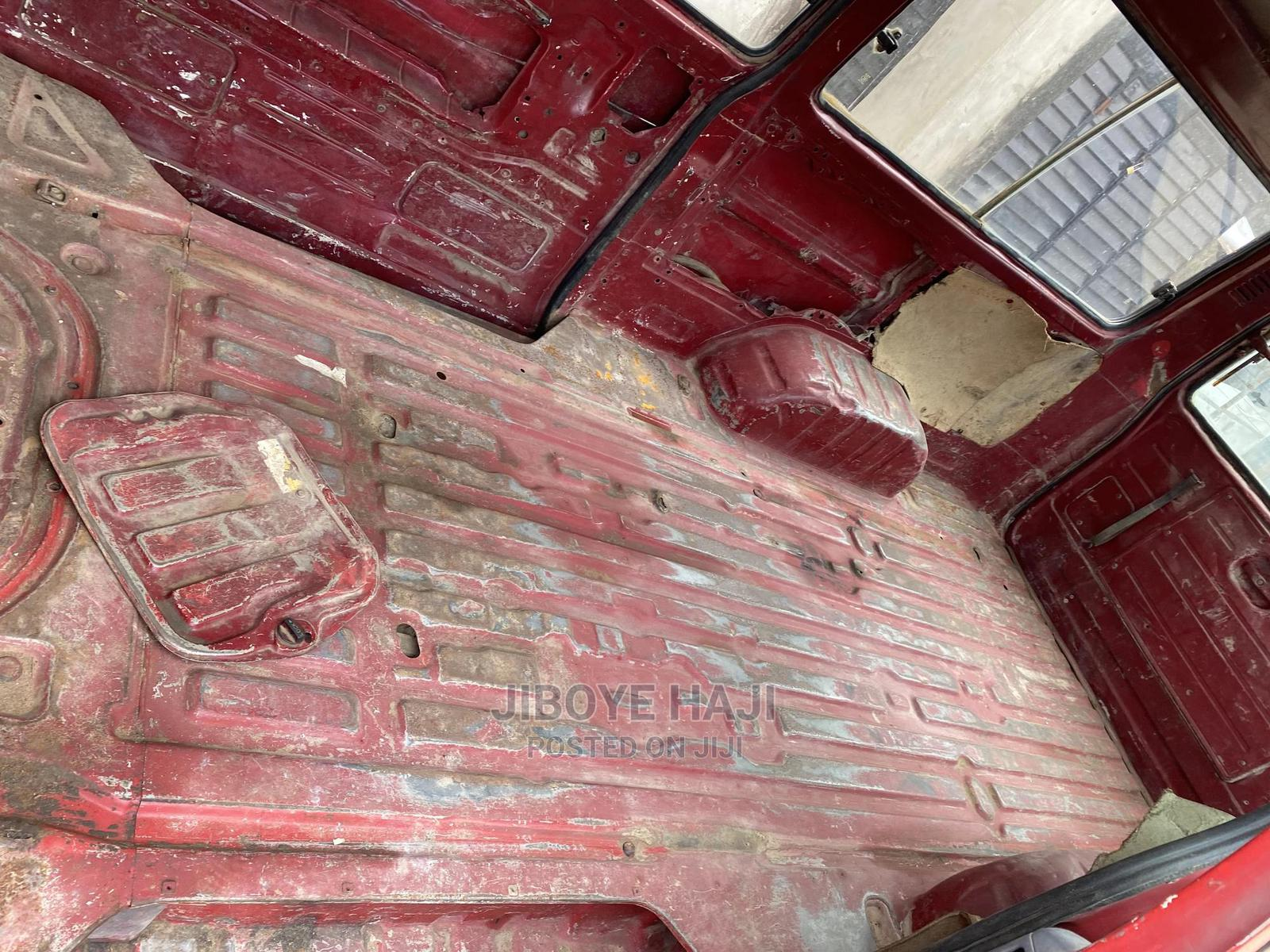 Toyota Hiace 1999 Red | Buses & Microbuses for sale in Abule Egba, Lagos State, Nigeria