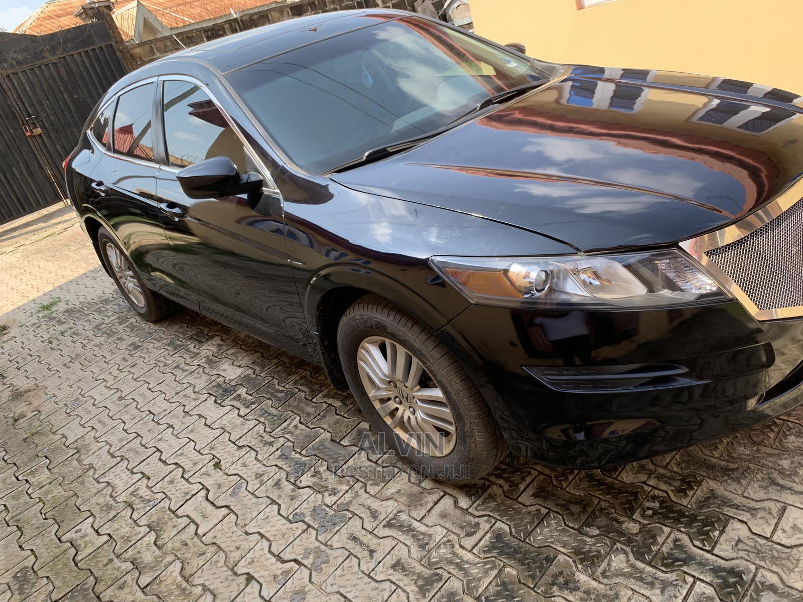 Honda Accord Crosstour 2012 EX Black   Cars for sale in Ibadan, Oyo State, Nigeria