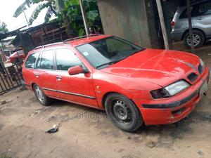 Nissan Primera 2002 Wagon Red | Cars for sale in Rivers State, Obio-Akpor