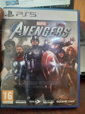 Marvel Avengers PS5 - Used | Video Games for sale in Lagos State, Agege