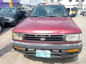 Nissan Pathfinder 1999 Red   Cars for sale in Lagos State, Abule Egba