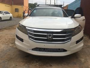 Honda Accord Crosstour 2010 EX-L AWD White   Cars for sale in Lagos State, Ifako-Ijaiye