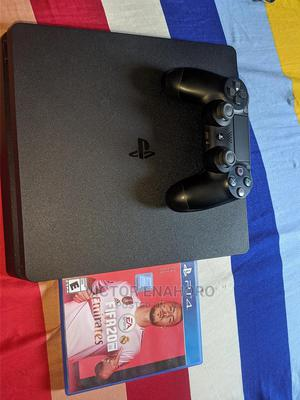 PS4 Slim Console 1TB With Full Accessories   Video Game Consoles for sale in Edo State, Benin City