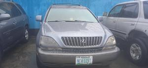 Lexus RX 2001 Gray | Cars for sale in Rivers State, Port-Harcourt