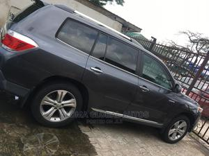 Toyota Highlander 2012 Limited Gray | Cars for sale in Lagos State, Abule Egba