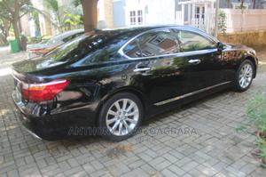 Lexus LS 2012 460 L AWD Black | Cars for sale in Abuja (FCT) State, Apo District