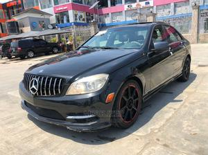 Mercedes-Benz C300 2009 Black | Cars for sale in Lagos State, Ajah