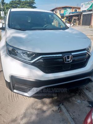 Honda CR-V 2021 White | Cars for sale in Lagos State, Amuwo-Odofin
