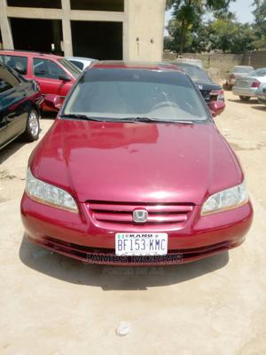 Honda Accord 2000 Red   Cars for sale in Kano State, Kumbotso
