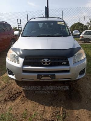 Toyota RAV4 2010 Silver | Cars for sale in Lagos State, Alimosho