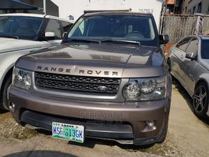 Land Rover Range Rover Sport 2010 HSE 4x4 (5.0L 8cyl 6A) Brown   Cars for sale in Lagos State, Ikeja