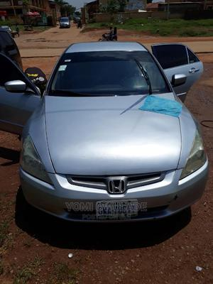 Honda Accord 2004 Automatic Silver | Cars for sale in Abuja (FCT) State, Mabushi