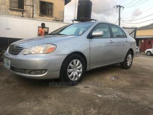 Toyota Corolla 2006 S Silver | Cars for sale in Lagos State, Surulere