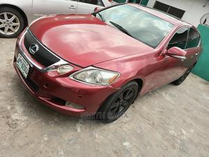 Lexus GS 2010 350 Red | Cars for sale in Lagos State, Ogba