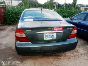 Toyota Camry 2004 Green | Cars for sale in Abuja (FCT) State, Asokoro