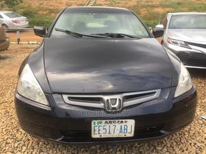 Honda Accord 2004 Black   Cars for sale in Abuja (FCT) State, Gwarinpa