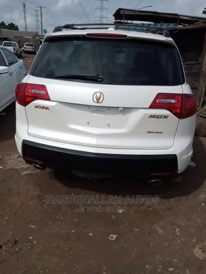 Acura MDX 2007 SUV 4dr AWD (3.7 6cyl 5A) White   Cars for sale in Lagos State, Abule Egba