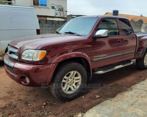 Toyota Tundra 2004 Automatic Red   Cars for sale in Lagos State, Ifako-Ijaiye