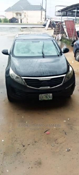 Kia Sportage 2012 Black | Cars for sale in Bayelsa State, Yenagoa