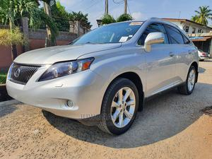 Lexus RX 2010 350 Silver | Cars for sale in Lagos State, Gbagada